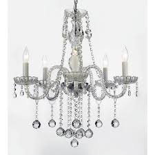 one other image of gallery crystal chandelier