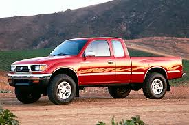 1995 toyota tacoma sr5 4wd xtracab extended cab
