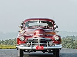 RM Sotheby's - 1948 Chevrolet Fleetline Aerosedan Coupe | Hershey 2013