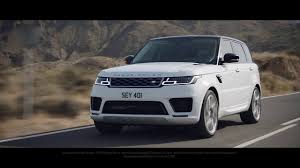 New Range Rover Sport – Performance - YouTube