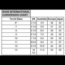 Torrid Wedge Heels Size 8