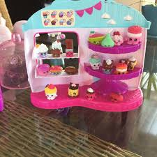 Find More Euc Shopkins Cupcake Queen Cafe For Sale At Up To 90 Off
