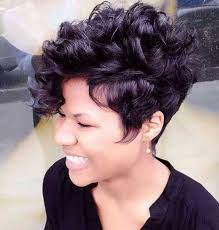 cute short hairstyles for black hair to inspire you how to make your own short hairstyles looks interesting 11