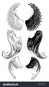 пин от пользователя Bilmina на доске дудлинг татуировка крылья
