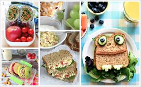 healthy foods for kids lunches.  Kids Easy Healthy Kidsu0027 Lunch Ideas A Whole Month Of Fun Box Recipes In Foods For Kids Lunches T