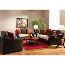 top red living room casual. The Lily Living Room Collection By Coaster Furniture Offers A Casual Look And Feel That Top Red