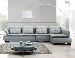 get a contemporary look with modern leather sofa  tcg