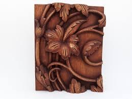 wood panel wall art wood carving art