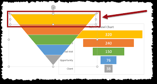 How To Create A Pyramid Chart In Excel