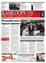Kamloops This Week December 10, 2015 by KamloopsThisWeek - issuu