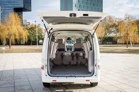 2018 nissan van. perfect 2018 2018 nissan env200 electric delivery van european version on nissan