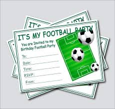 Football Party Invitations Templates Free Football Party Invitations Inspirational Football Birthday Party