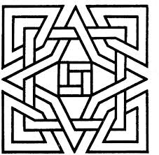Printable Colouring Patterns Free Geometric Coloring Pages Geometric