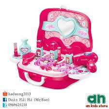 XẢ HÀNG] Hộp đồ chơi trang điểm cho bé gái 008-917 - Hàng nhập khẩu chính  hãng, giá chỉ 105,000đ! Mua ngay kẻo hết!