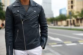 dubai men fashion blogger biker jacket 7