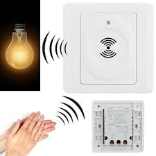 Sound Control Light Switch Voice Control Light Sensor Lamp Switch Sound Activated Delay