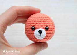 Crochet Fox Pattern Adorable Cuddle Me Fox Amigurumi Pattern Amigurumi Today