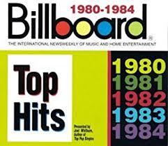 Billboard Music Charts 1980 Billboard Top Hits 80 84 By Billboard Top Hits B0000033l1