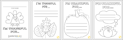 What Are Your Little Ones Thankful For