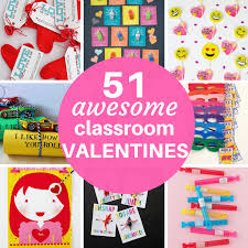 A Roundup Of Valentine's Day School Card Ideas For Kids' Classroom ...