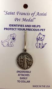 st francis medals