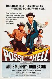 posse from hell the social encyclopedia posse from hell movie poster