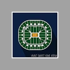 Vivint Smart Home Arena Seating Chart Amazon Com Utah Vivint Smart Home Arena Basketball