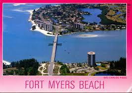Florida Memory Big Carlos Pass Fort Myers Beach