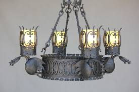 gothic dragon chandelier lightbox moreview