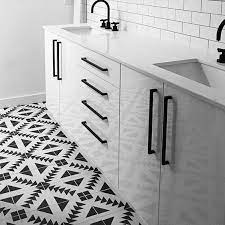 Black Matte Hardware Bathroom Cabinet Hughes Supply