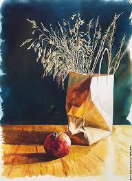 beni gassenbauer watercolor painting wooarts com 01