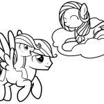 My Little Pony Coloring Pages For Kids Coloring Pages For Kids