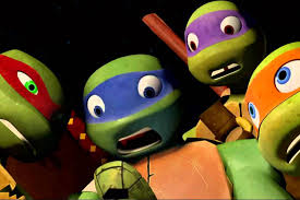 ninja turtles names girl. Simple Girl The Ninja Turtles All Have The Wrong Names Inside Names Girl T