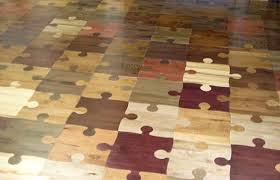 Decorative Wood Flooring