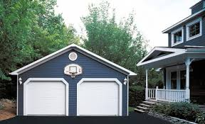 2 garage doors single garage