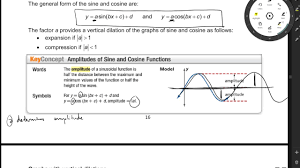4 4 graphing sine and cosine functions