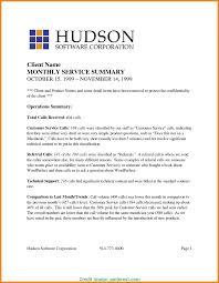 Resum Unusual Simple Executive Summary Example Example Executive Summary 45