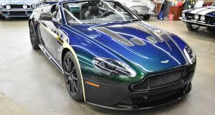 2017 Aston Martin V12 Vantage S Roadster 7 Speed Classic Driver Market