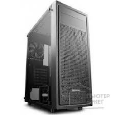 <b>Корпус Deepcool E-SHIELD</b> ATX, Стекл. боковая панель, Black ...