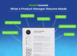 7 Must Haves For Every Product Manager Resume Projectmanagercom