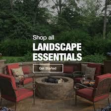 build your landscape