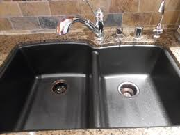 Composite Granite Kitchen Sinks How To Clean A Granite Composite Sink At Margaretas Haus