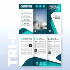 Tri Fold Brochure Templates Word Awesome Word Template Fold Brochure Mesmerizing Free Tri Fold Brochure Templates Word