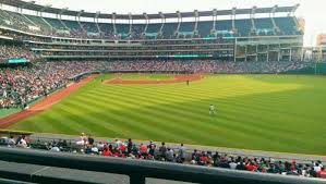 Progressive Field Section 309 Home Of Cleveland Indians