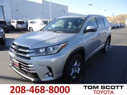 2018 toyota highlander limited platinum. simple highlander new 2018 toyota highlander limited platinum v6 suv dealer in nampa id   inventory with toyota highlander limited platinum