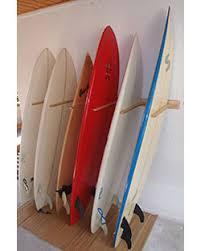 Surfboard Display Stand Wood Surfboard Rack Vertical Surfboard Wall Rack 16