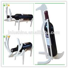 handcrafted single wine bottle holder wooden wine rack