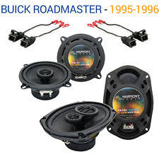 buick roadmaster car electronics buick roadmaster 1995 1996 oem speaker upgrade harmony r5 r69 package new