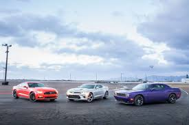 All Chevy all chevy muscle cars : What's the Best V-8 Muscle Car for 2016? | News | Cars.com
