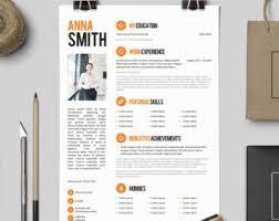 Free Creative Resume Templates Word Unique Creative Cv Templates